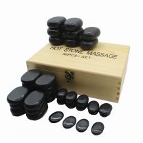 Hotstone Massage Set Stenen