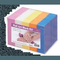 Nail Art Block Kit