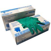 Nitril Handschoenen Poedervrij Groen