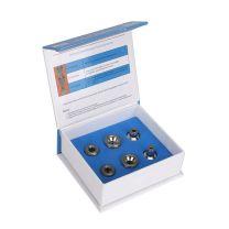 Set Koppen Microdermabrasie Diamant