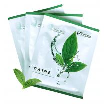 groene thee vliesmasker